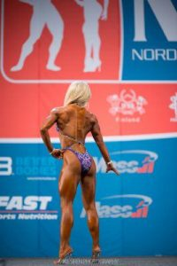 Hanna Saario Body Fitness Over All 2014