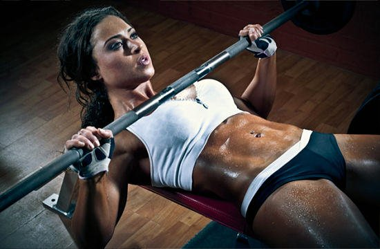 femalegymtraining